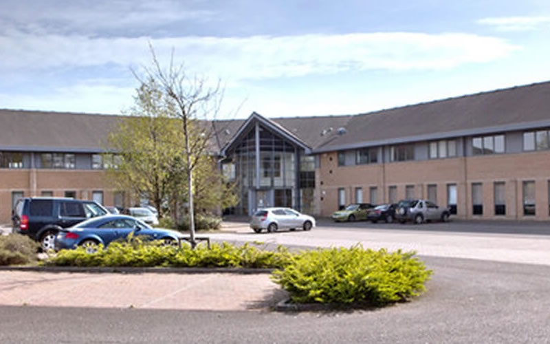 We Move Head Office to Larbert