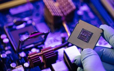 Global Computer Chip Shortage